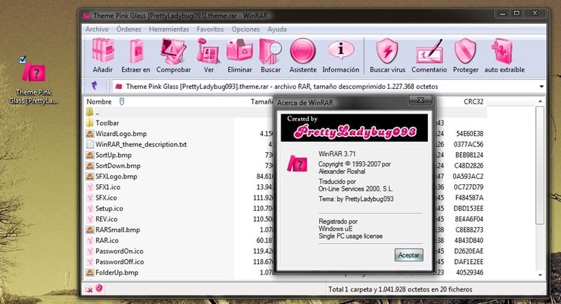 http://prettyladybug093.deviantart.com/art/Theme-Pink-Glass-251146891