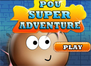 Pou Super Adventure