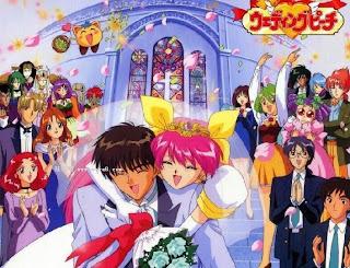 80後懷舊細介: Wedding Flower ♡ 婚紗小天使