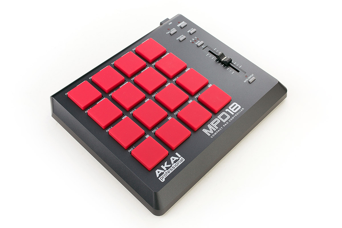 Akai Mpd18 Images - Reverse Search