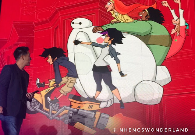 DisneyLife App - Big Hero 6 Series