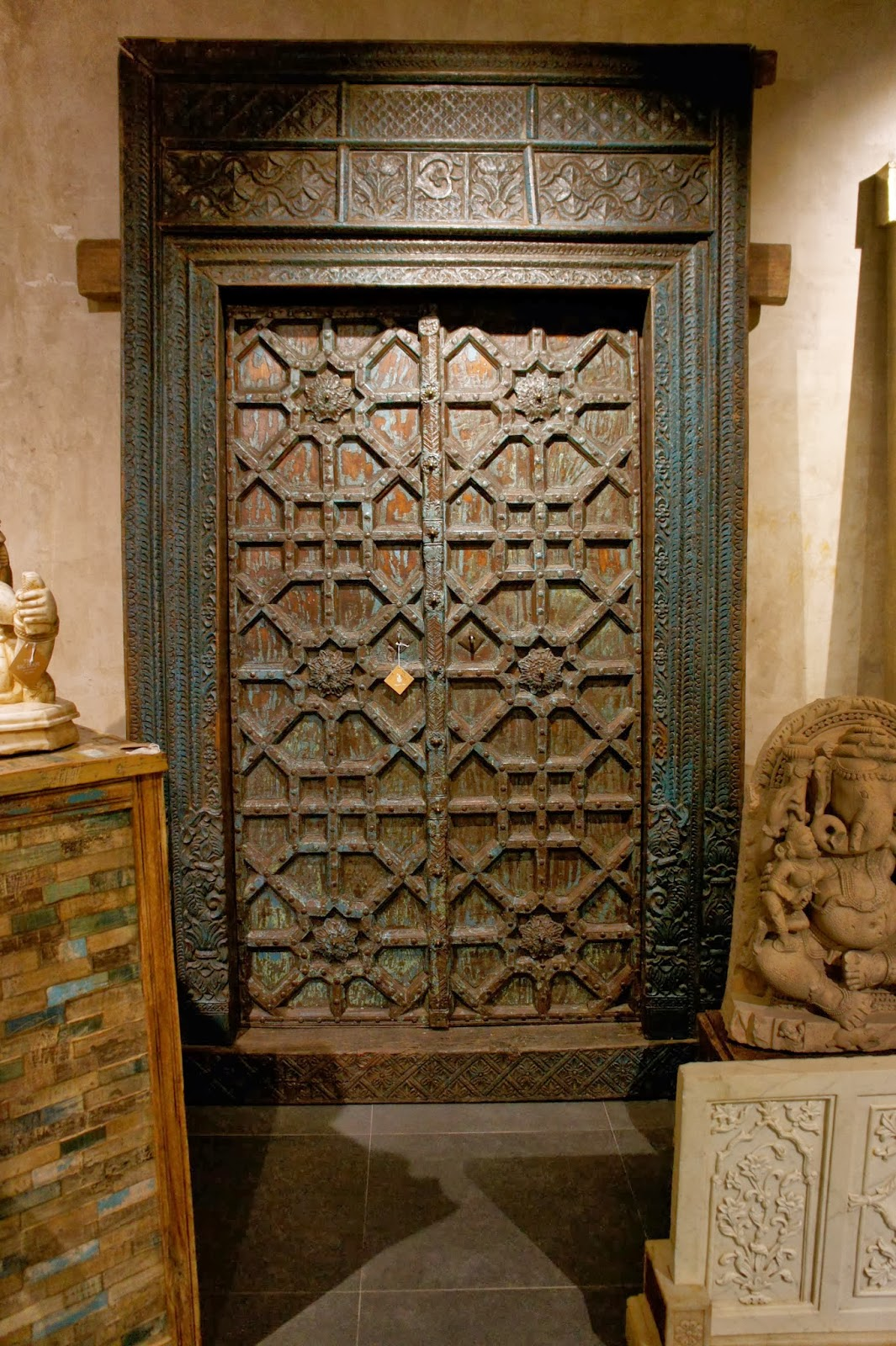 Bombayjules The Big Door Mumbai Interiors Amp Jewellery