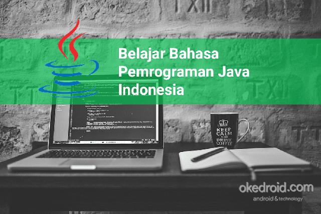 materi belajar bahasa pemrograman contoh program java kumpulan  program java sederhana dan penjelasanya contoh aplikasi java sederhana indonesia contoh program java dan penjelasannya