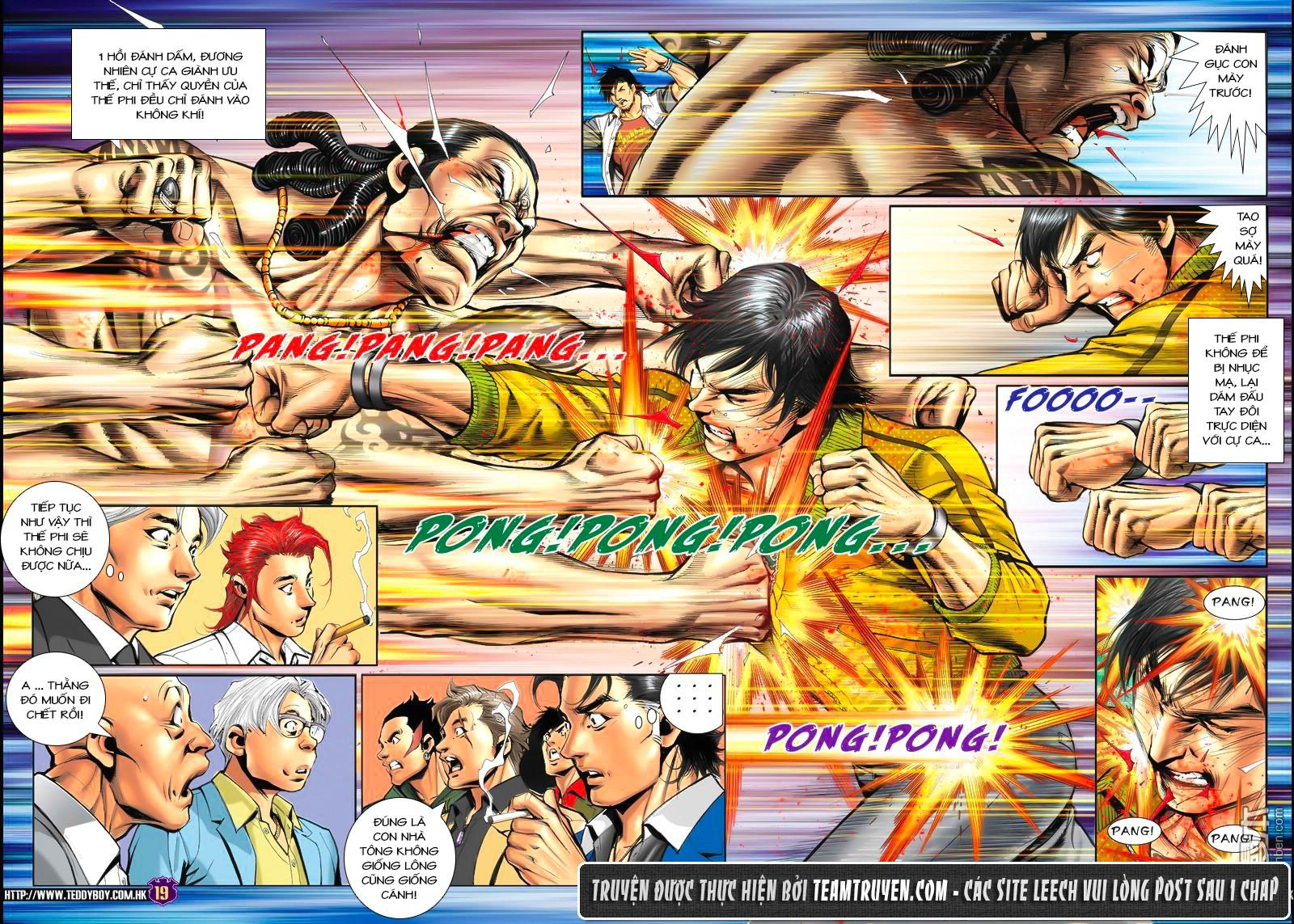 Người Trong Giang Hồ NetTruyen chap 1554 - Trang 16