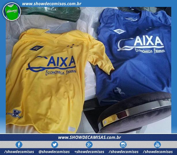 Nova terceira camisa do Cruzeiro tem imagem vazada - Show de Camisas 8dece4cde140f