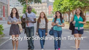 Apply for Scholarships in Taiwan!