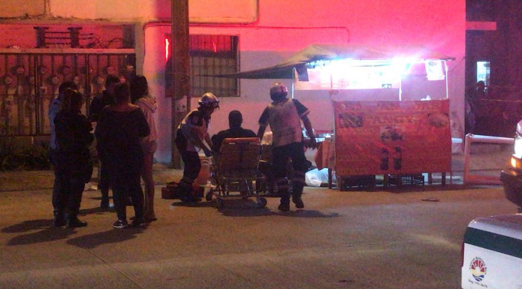 Ejecutan a vendedor de empanadas e hieren a cliente en Cancún
