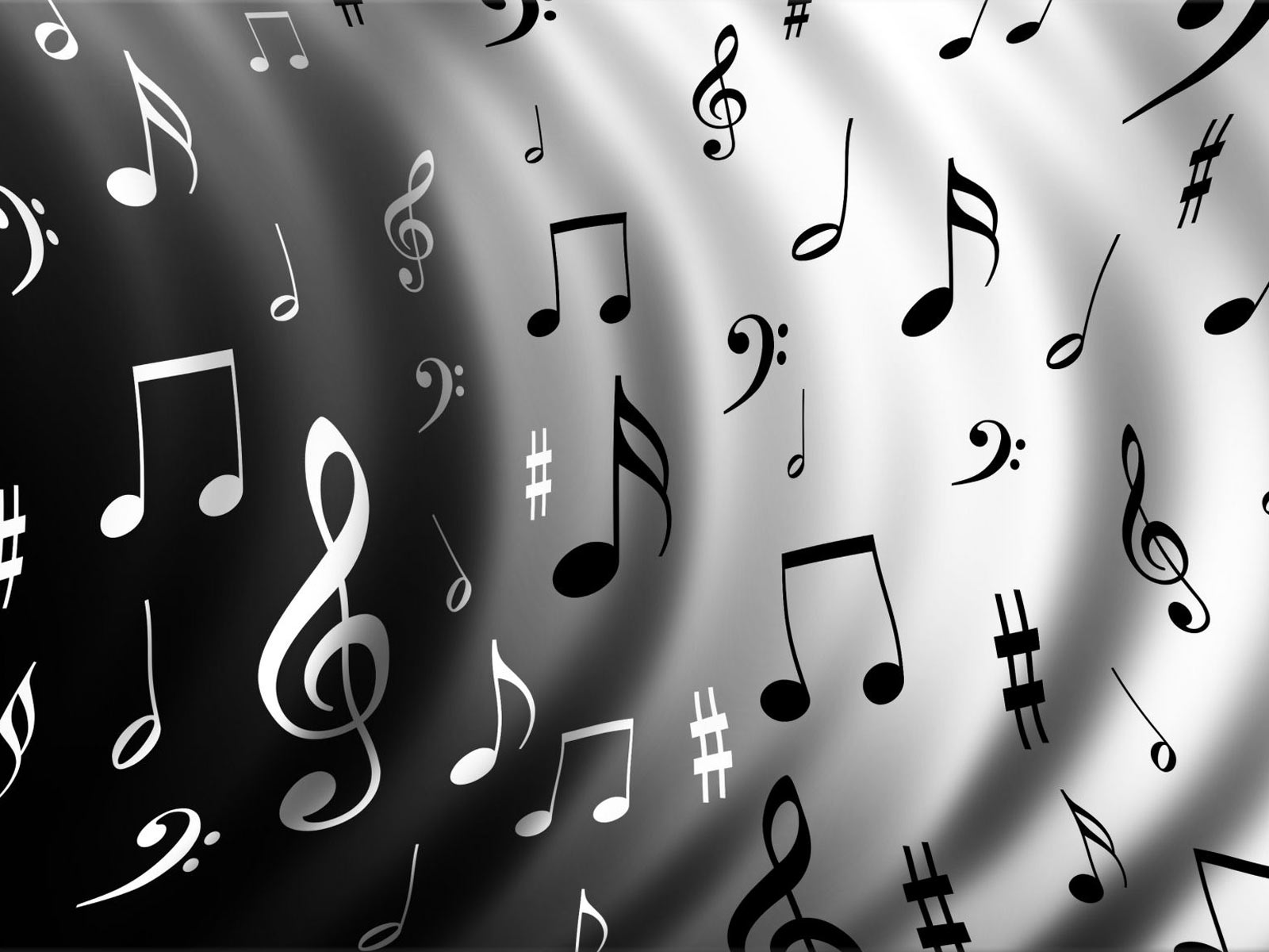 Music Notes Wallpaper: Free Download Wallpaper