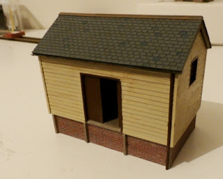 Wills goods shed