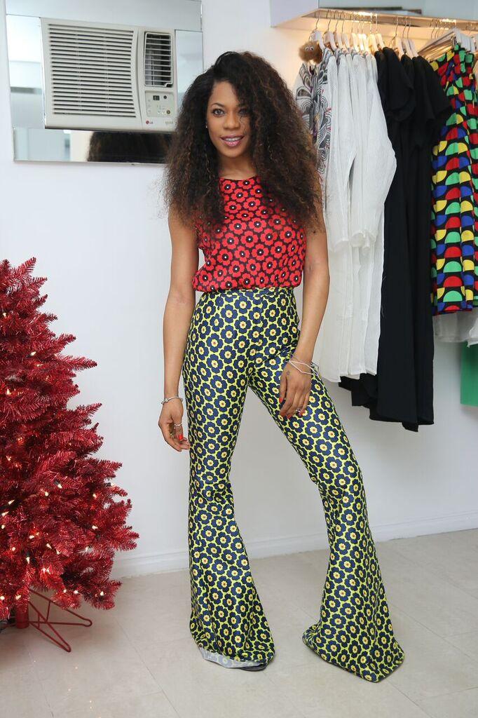 Sophie mbeyu blog pendeza na mitindo mishono ya kitenge
