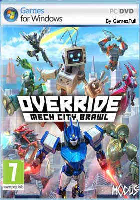 Override Mech City Brawl PC [Full] Español [MEGA]