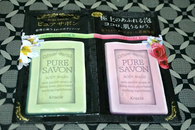 Pure Savon Rose Blend Scent & Classic Floral White/ Lily Scent