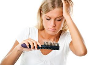 hair loss young age