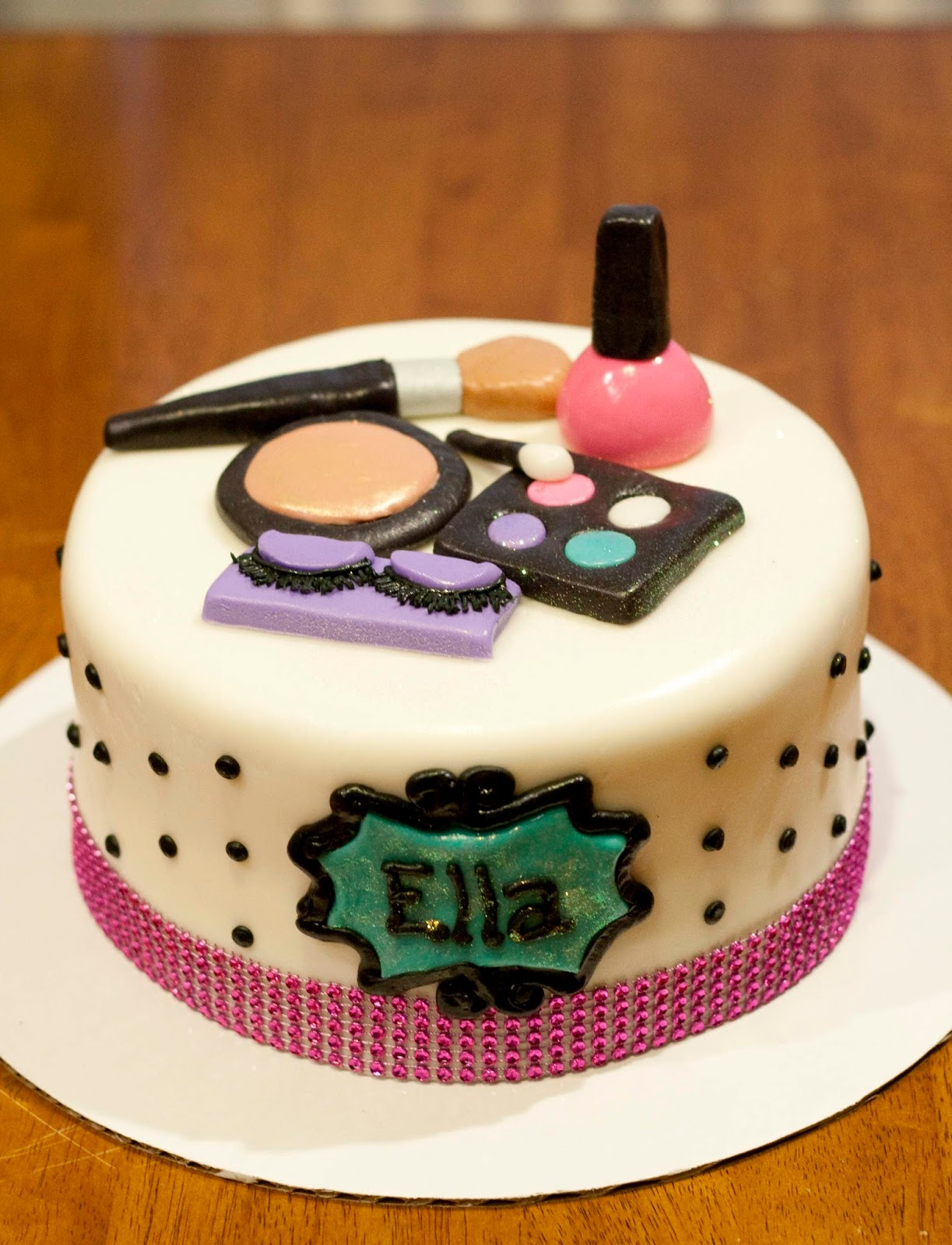 Makeup Cake Toppers Amazon