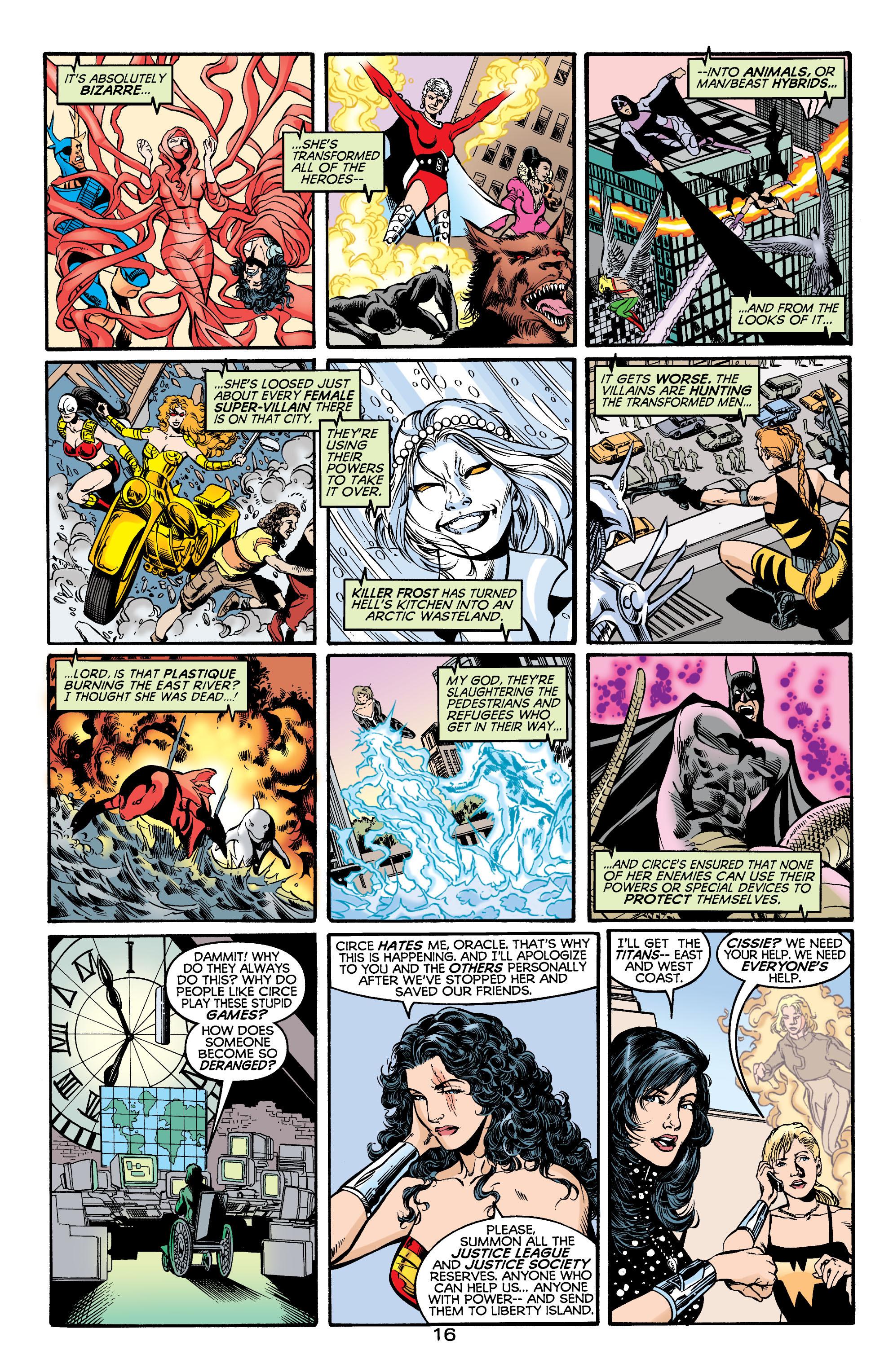 Read online Wonder Woman (1987) comic -  Issue #174 - 17