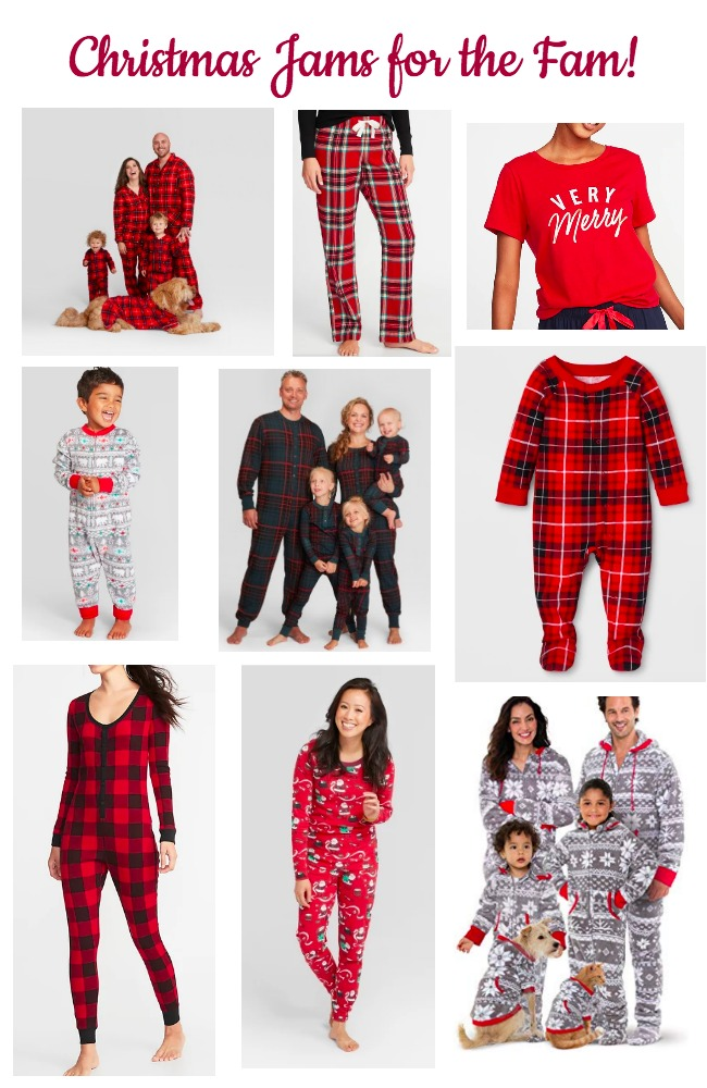 Christmas Pajamas Round Up  16a372be6