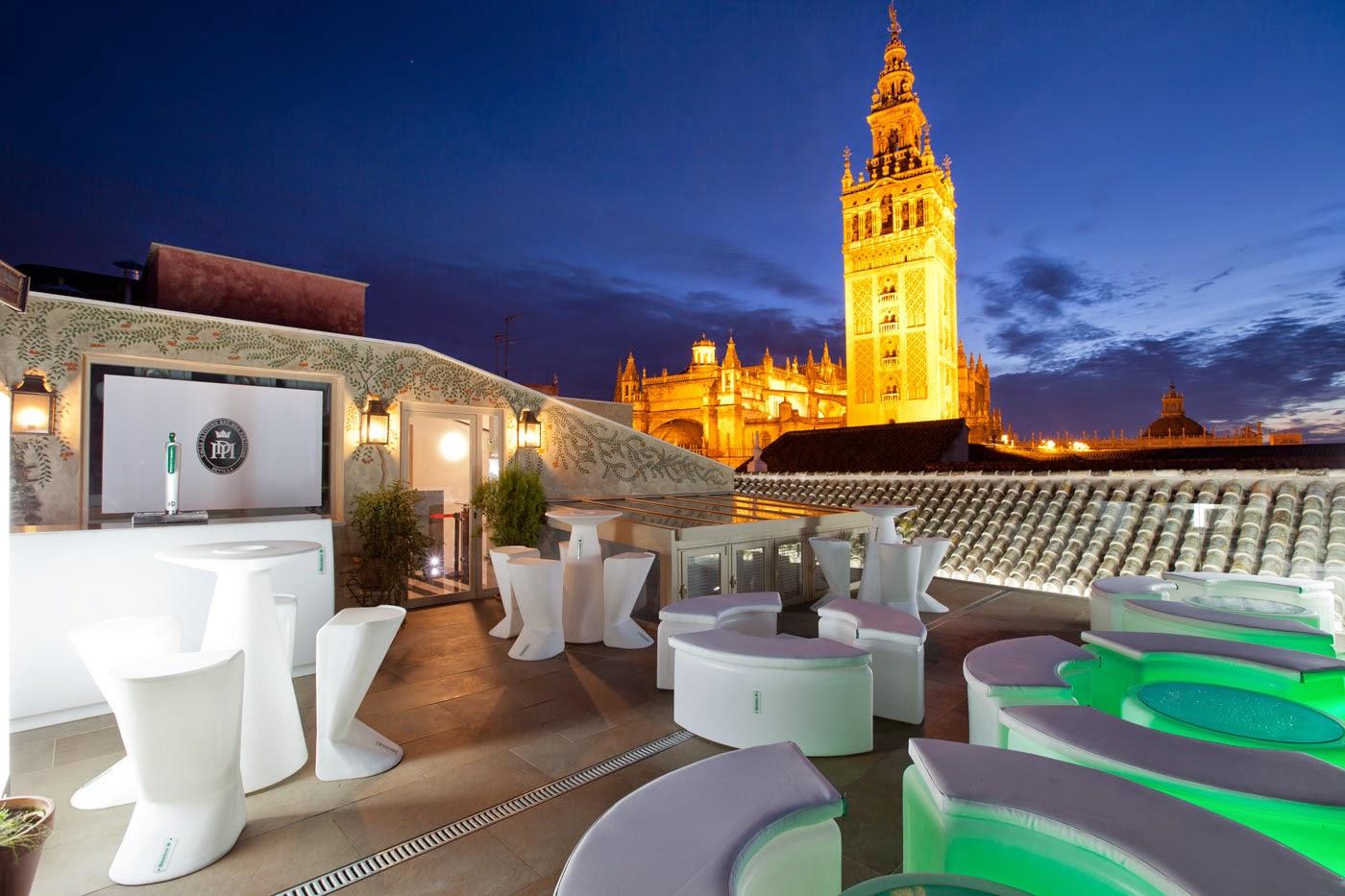 Terrazas De Hoteles Que No Puedes Perderte En Sevilla Do