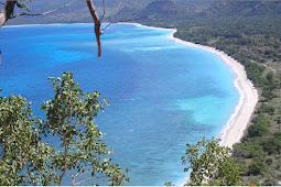 Tak Hanya Pantai Kuta, Inilah Pantai Bean Yang Indah Nan Eksotis.