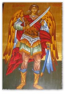 Θεολογία περί Αγγέλων - Αρχάγγελος Μιχαήλ