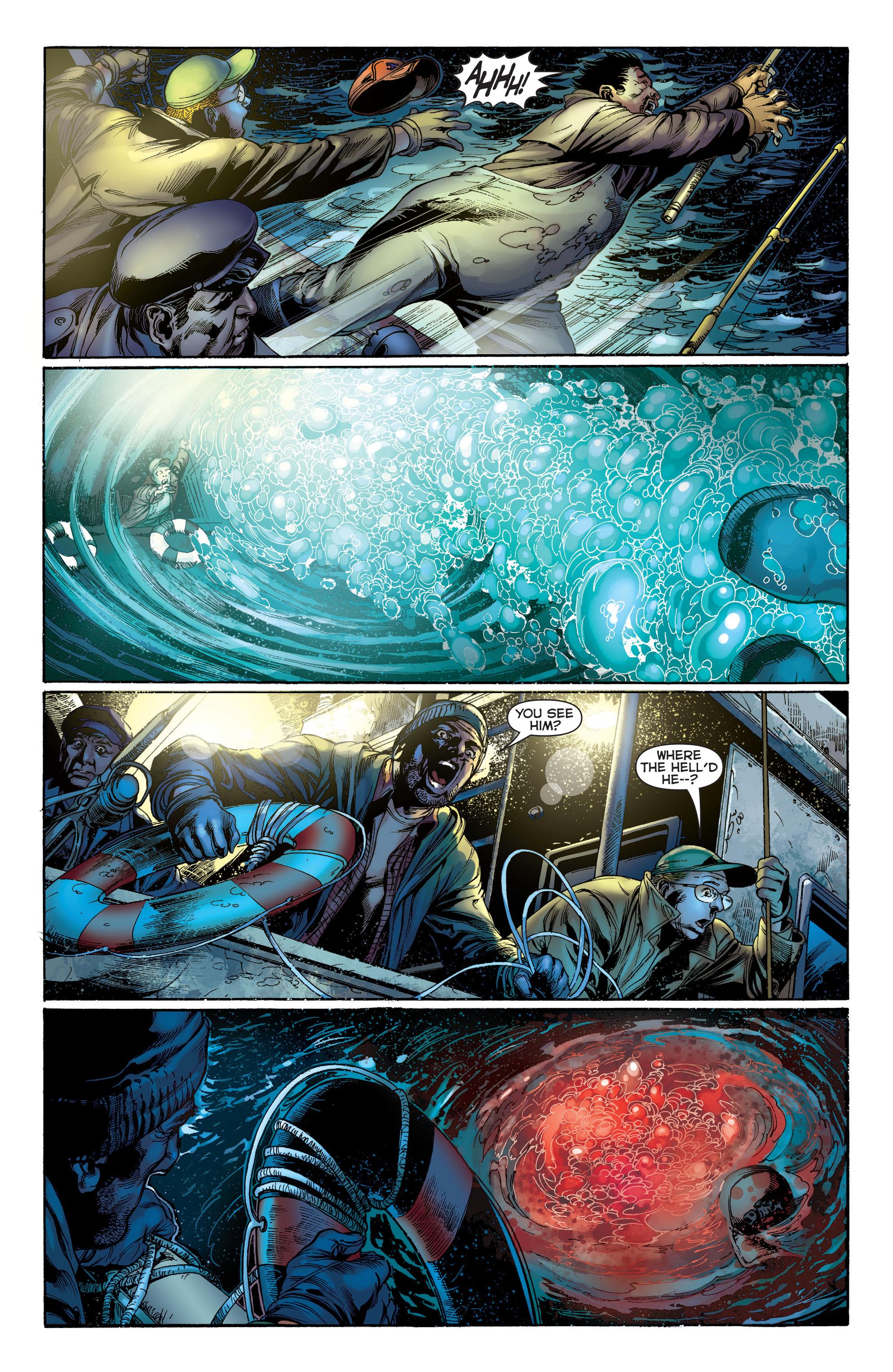 Read online Aquaman (2011) comic -  Issue #1 - 23