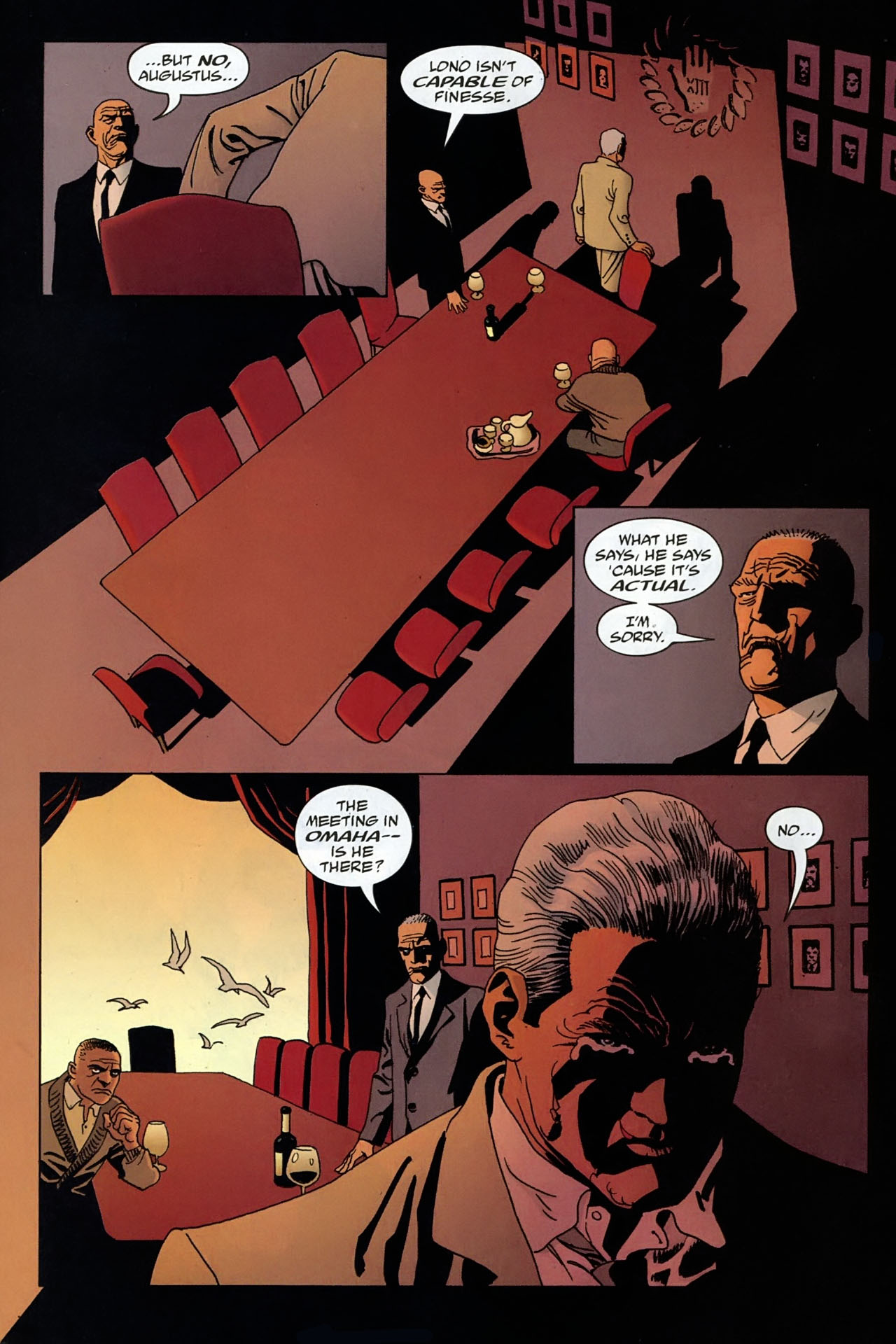 Read online 100 Bullets comic -  Issue #96 - 19