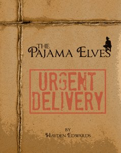The Pajama Elves book