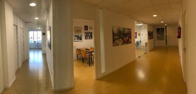Casal de l'Esport, sede oficial del Club d'Escacs Granollers