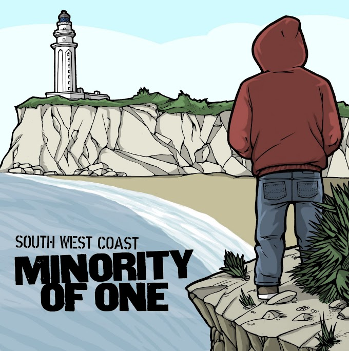 <center>Minority Of One - South West Coast EP (2011)</center>