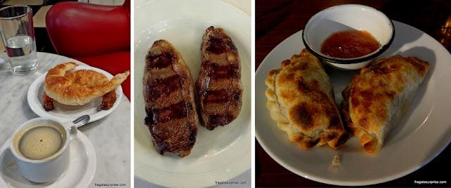 Medialunas, parrilla e empanada: comidas típicas de Buenos Aires