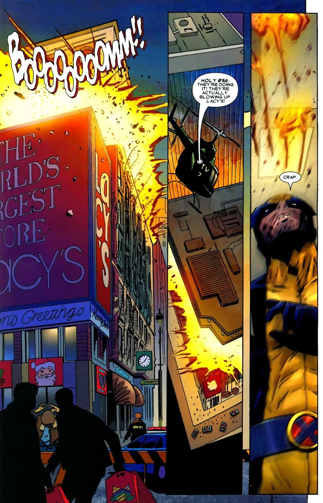 Read online Wolverine (2003) comic -  Issue #49 - 24