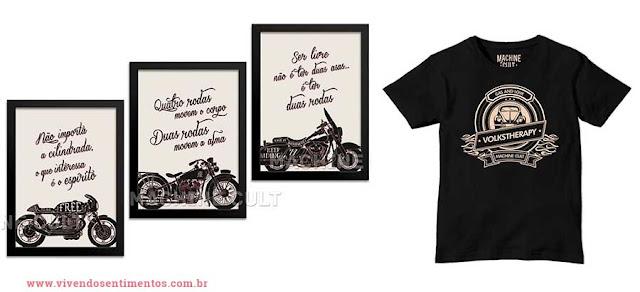 Loja para quem ama Carros e Motos - Machine Cult