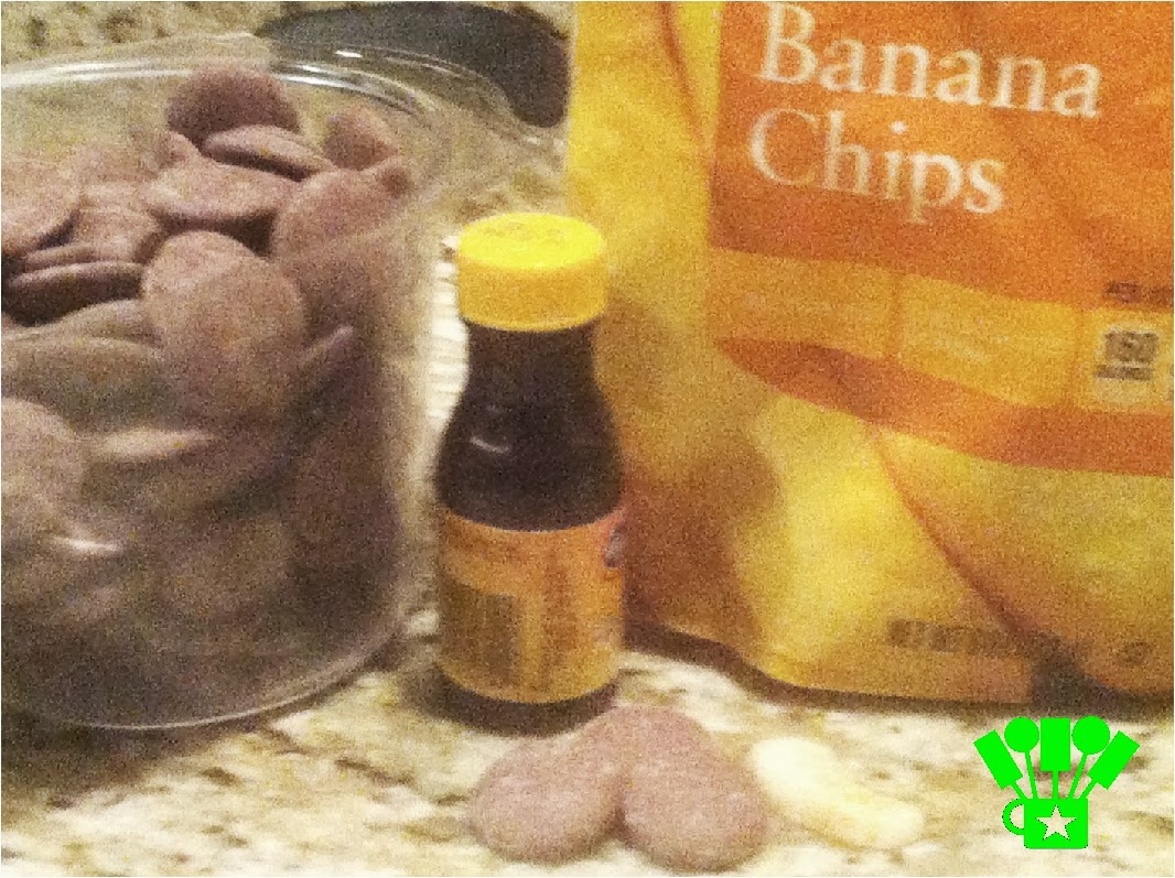 Banana Bark Candy Recipe Ingredients