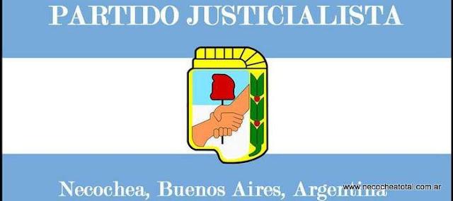 Resultado de imagen para logo Partido Justicialista de Necochea