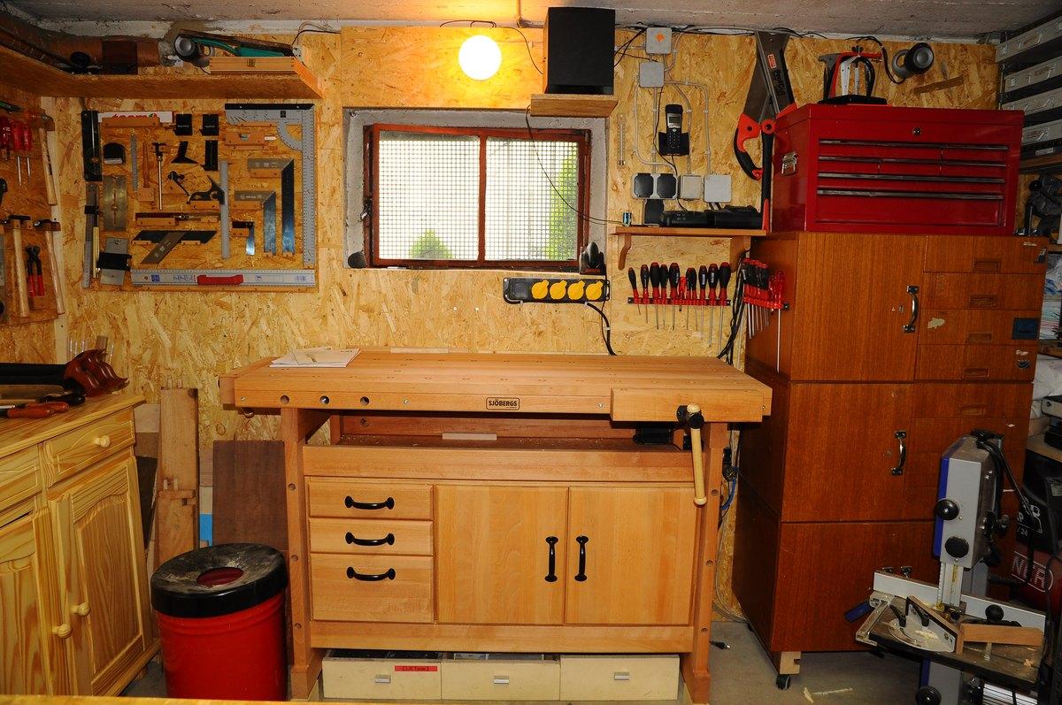 wie sieht eure werkstatt aus seite 21 werkzeug. Black Bedroom Furniture Sets. Home Design Ideas