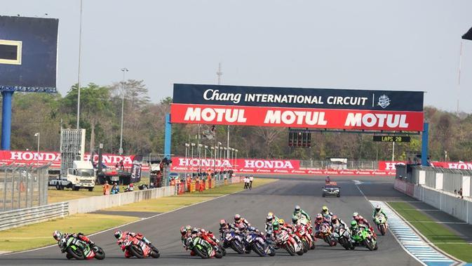 Jadwal MotoGP Thailand 2018 - Sirkut Buriram