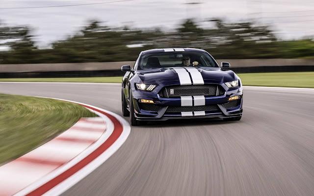 Novo Mustang Shelby GT350 2019