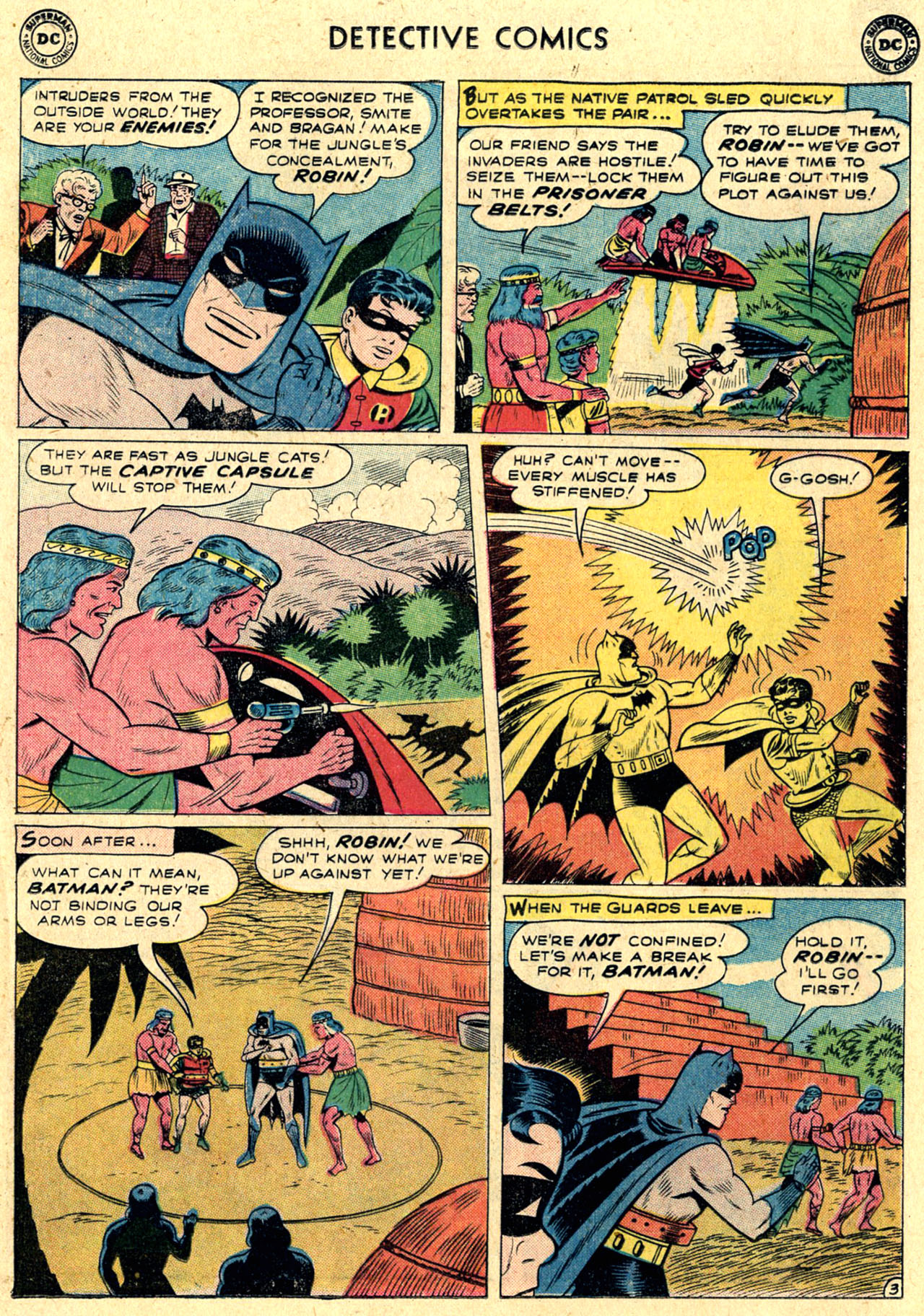 Read online Detective Comics (1937) comic -  Issue #263 - 5