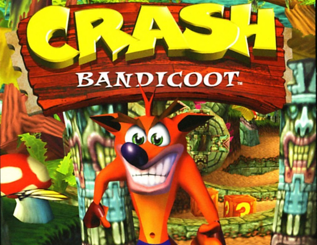 triple crash bandicoot first coming of the ps4 version rimastr