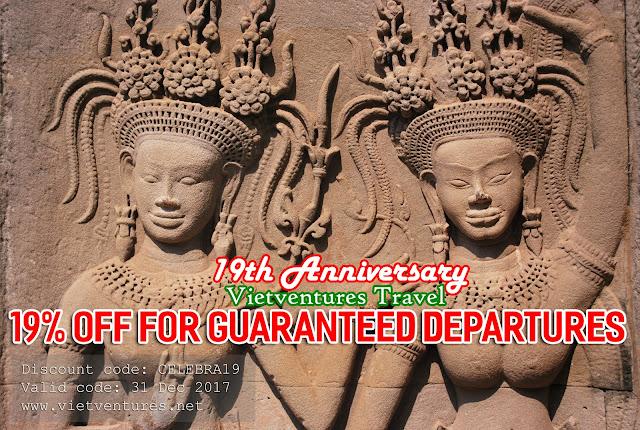 Celebrate 19th Anniversary of Viet Ventures Travel