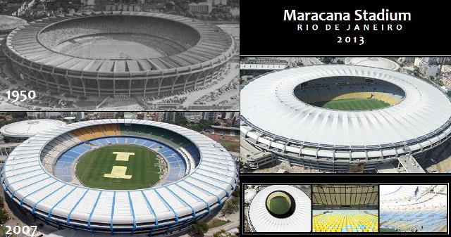 Curiosidades del Estadio Maracana - Memorias del Mundo, Blog de viajes