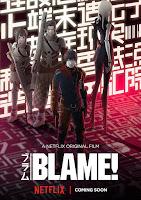 Film Blame! (2017) Full Movie