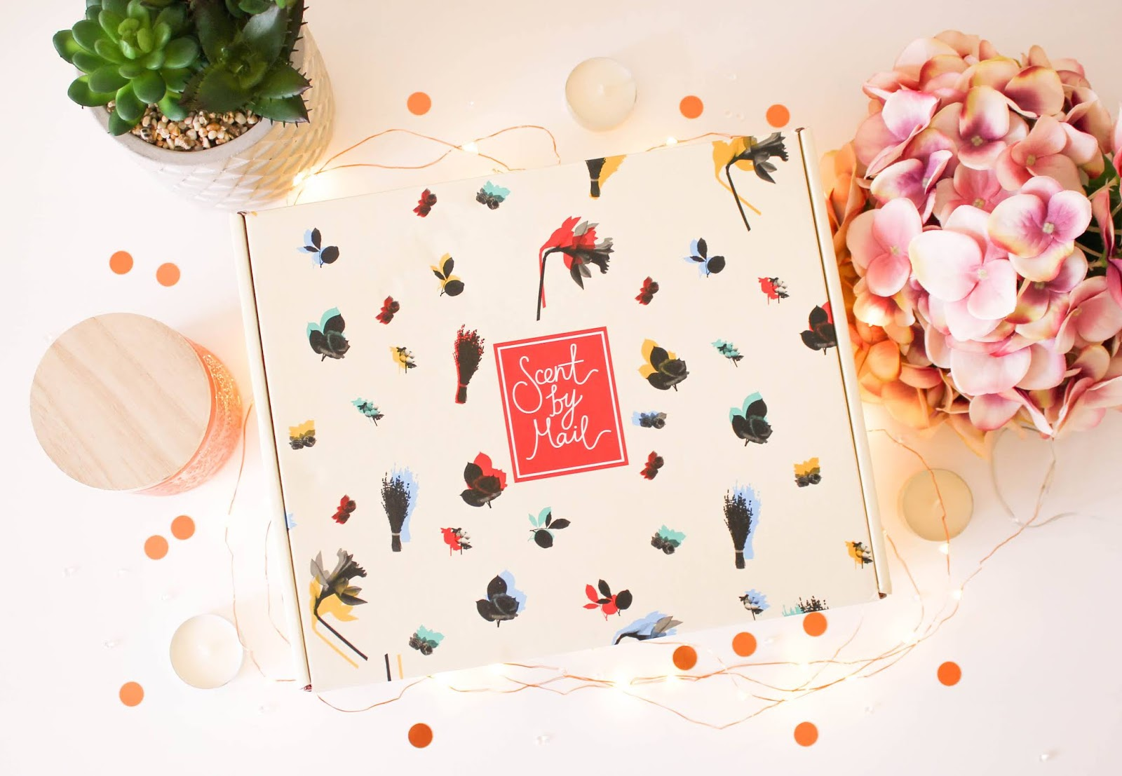 Scent By Mail - The Subscription Box Service For Home Fragrance Lovers