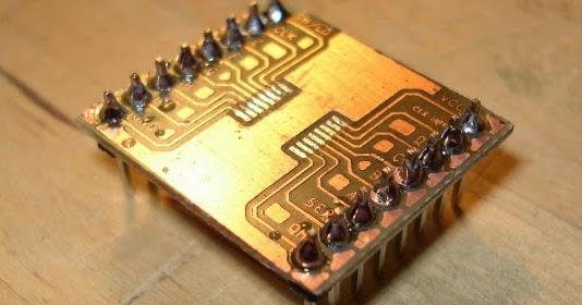 Tssop 14 3d Model