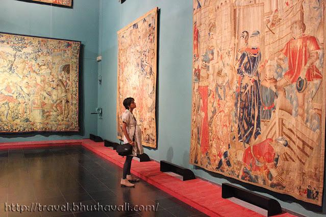 Tournai Things to do Tapestry Museum