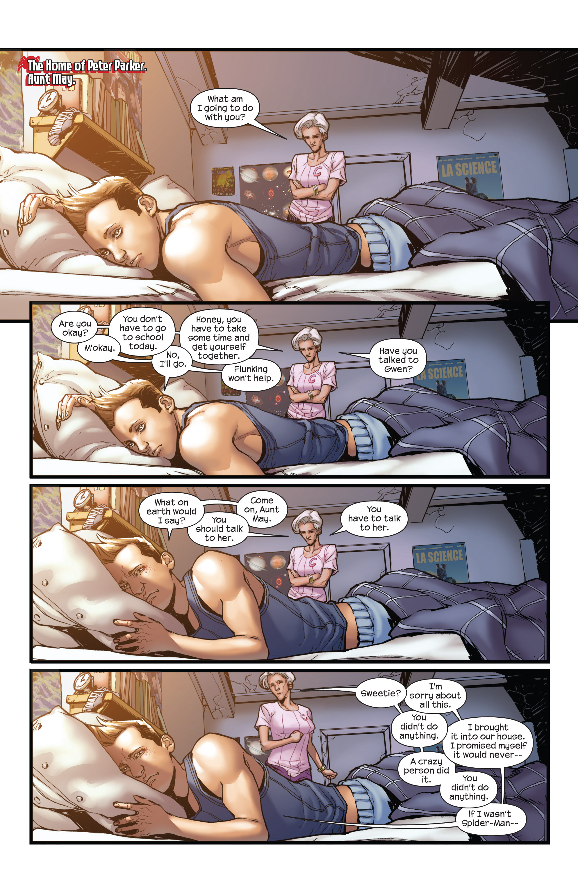 Read online Ultimate Spider-Man (2009) comic -  Issue #15 - 5