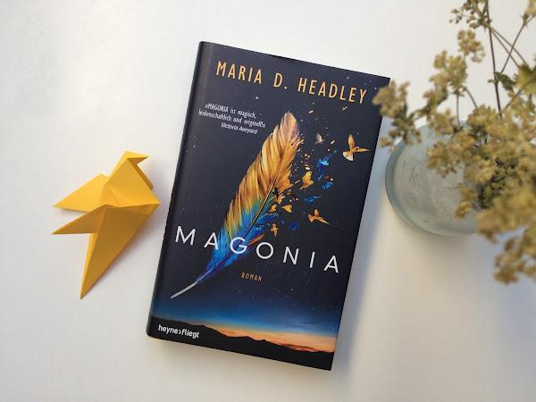 Rezension zu Magonia von Maria D. Headley