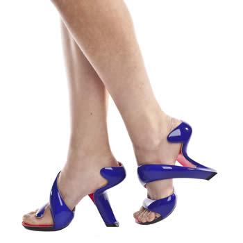 cheap for discount b7e98 cdd5e Domestic Sluttery: The Mojito Shoe