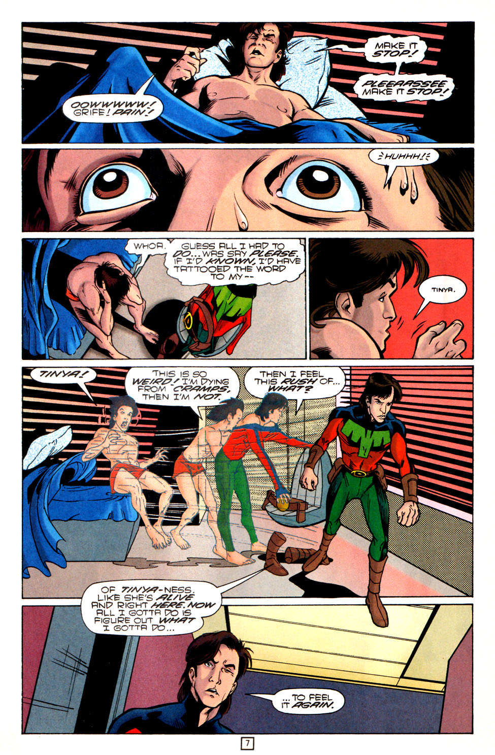 Legion of Super-Heroes (1989) 82 Page 7