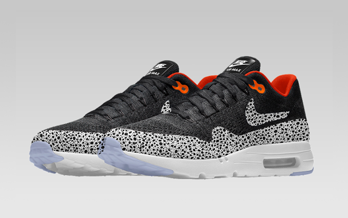 Nike Air Max 1 Ultra Flyknit iD 'Safari' Sneaker News & Review