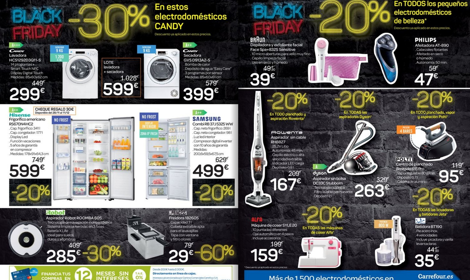 Carrefour catalogo carrefour black friday for Fuentes jardin carrefour